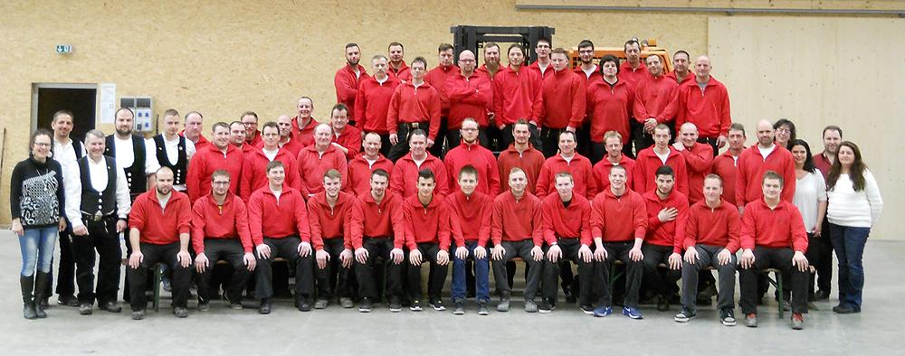 Holzbau Fleischmann Team