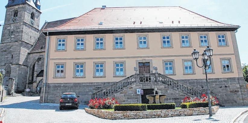 Klostereinweihung in Altenkunstadt