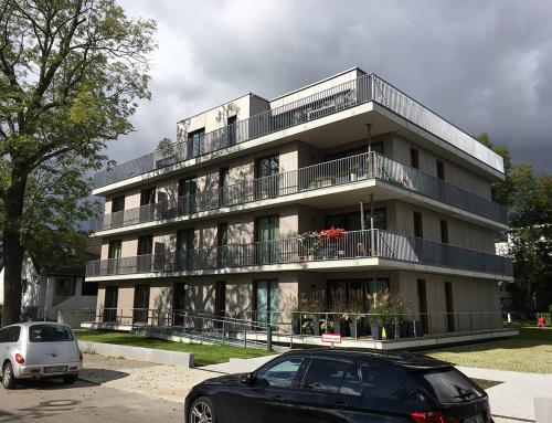 Wohnungsneubau Mittelstraße
